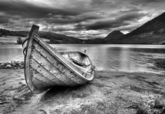 His black and white photography of places like Poland, Norway and Sweden is breathtaking and will inspire anyone who seems them to find a more dramatic side to their travel photography. Description from mymodernmet.com. I searched for this on bing.com/images