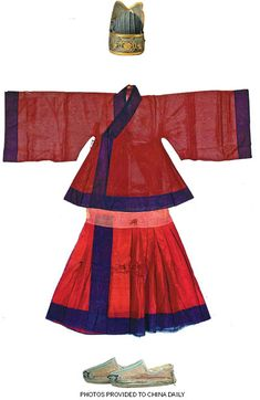 Ming Dynasty (1368-1644) clothes belonging to Confucius' aristocratic descendants are among the best-preserved of the era and offer hints of...