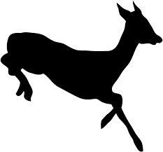 animal silhouette - Google Search