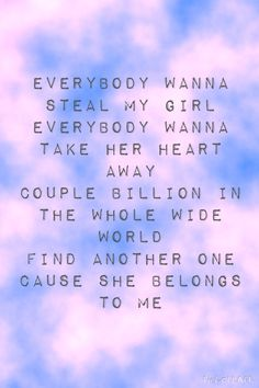 Steal my Girl ~ One Direction