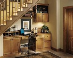 Under Stairs Storage | 15 Ingenious DIY Home Projects For Small Spaces