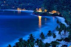 My very own trinidad maracas bay