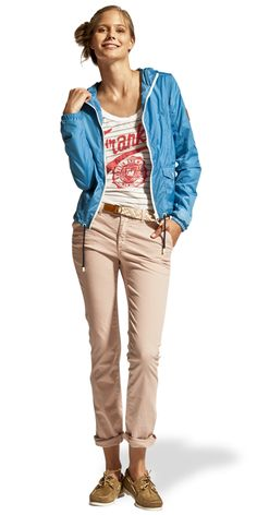 Stay cool with #franklinandmarshall for spring break, zip up in this must have jacket and classic fit chino pants