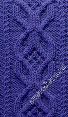 MINTA | вязание-узоры | Постила
