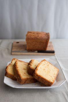 Weekend tea, anyone? Rachel Khoo's delicious Ginger & Orange Teacake is the perfect sweet treat with a drink. #tea #cake #dessert #teacake #ginger #orange