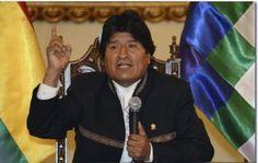 Evo Morales, presidente de Bolivia. / ABI