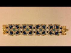 Beaded Bracelet Patterns, Seed Bead Bracelets, Beaded Earrings, Diy Jewelry Tutorials, Beading Tutorials, Seed Bead Patterns, Beading Patterns, Handmade Bracelets, Bracelets