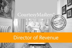 Great international opportunity in the Netherlands for German Revenue Directors who want to persue their career in Revenue Management and Pricing within the hospitality.