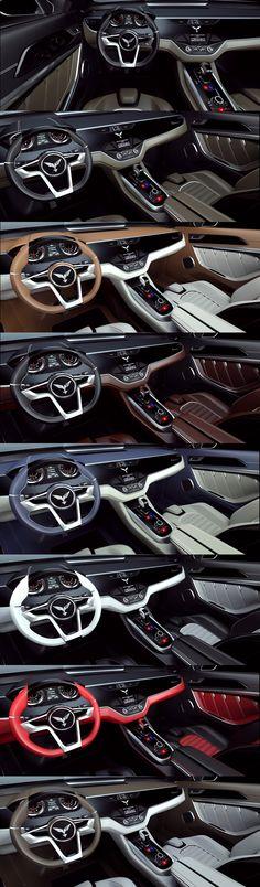31 New Ideas cars interior color Car Interior Design, Car Interior Decor, Electric Car Engine, Car Ui, Car Design Sketch, Car Mods, Futuristic Cars, Car Drawings, Small Cars