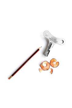 Wind-up Key Shaped Pencil Sharpener