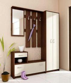 Předsíň - WIP - Iza 1 Police, Entryway, Mirror, Bathroom, Furniture, Home Decor, Entrance, Washroom, Decoration Home