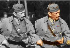 Carl Gustaf Emil Mannerheim, Ww2 Photos, Axis Powers, Military History, Helsinki, World War Ii, Soldiers, Wwii, Army, Winter