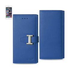 Reiko iPhone 6 Genuine Leather RFID Wallet Case In Ultramarine //Price: $60.99 & FREE Shipping //     #mobileaccessories #phonecases