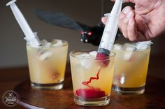 Vampire Cocktail | Self Proclaimed Foodie | These could be nonalcoholic