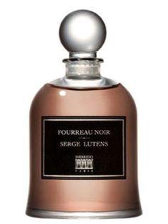Fourreau Noir Serge Lutens for women and men