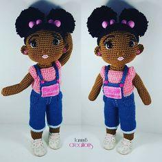 Hellooooo pretty girl!! . . . #crochetdoll #amigurumidoll #africanamericandolls #flashesofdelight #mybeautifulmess #myblackisbeautiful #ooak #ooakdoll #naturallyshesdope #mommy #mommylife #melanin #handmade #blackgirlmagic #naturalgirl #blackdolls #tammybcreations #blackgirlsrock #teamnatural #melaninonfleek #melaninpoppin #amigurumi #blackart #mchkids #kidsfashion #girls #buyblack #supportblackbusiness
