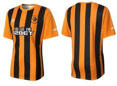 FlagWigs: Umbro Hull City Home Jersey Shirt Kit 2014/15 / Ha...