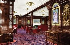titanic interior photos - Google-Suche