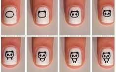 Cute nails DIY