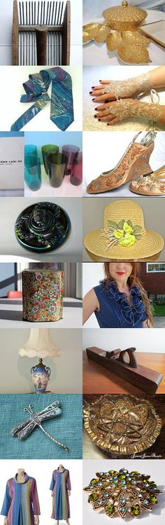 Sunday Surprises by Miss Susanne on Etsy--Pinned with TreasuryPin.com