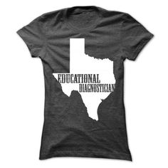 HURRY GRAB YOURS!! Educational Diagnostician T Shirts, Hoodies Sweatshirts. Check price ==► https://www.sunfrog.com/LifeStyle/HURRY-GRAB-YOURS-Educational-Diagnostician.html?57074