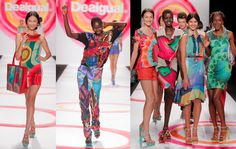 Desigual by Christian Lacroix SS 2014