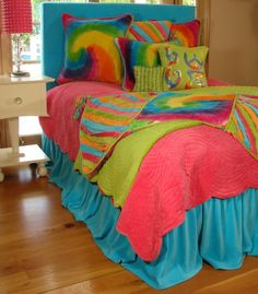 Tween/Teen Bedding | Funky Fun Bedding - Sweet and Sour Kids