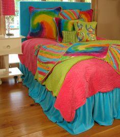 Tween/Teen Bedding | Funky Fun Bedding - Sweet and Sour Kids