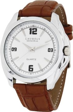 Laurels Lo-Dip-301s Diplomat Analog Watch  - For Men on October 10 2016. Check details and Buy Online, through PaisaOne.