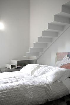Treppenhaus Gestaltenu2013Ein Interieur Element Und Viele Möglichkeiten... |  Stairway | Pinterest | White Staircase, Staircases And Interiors
