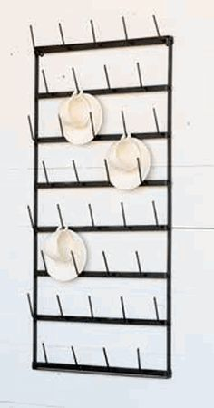 Park Hill Collection French Inspired Bottle Rack - HC100
