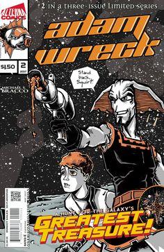 SPACE GHOST Coast to Coast # 15 CARTOON CARTOONS Comic Book SUPER RARE Sold Out!