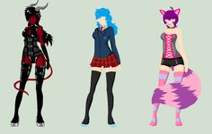 Belongs to: BloodyMary42 What can I do with an Adoptable Outfit? Use it for your OC (Own Character)Use it for a game/website (Commercial Project) Use it as a Cosplay Outfit or just sewing it Rules:...