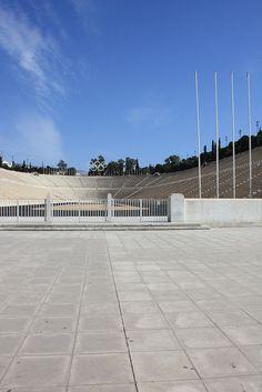 The Panathinaiko Stadium, Athens, Greece