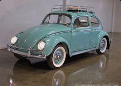 Beautiful restoration of a 64 beetle.