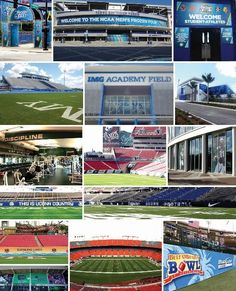 OAI specializes in sports facility branding by creating a total fan experience, both inside and out. Img Academy, America Images, Branding, Fan, Sports, Outdoor, Outdoors, Brand Management, Excercise