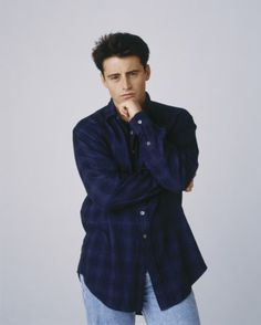 "Friends Matt LeBlanc as ""Joey Tribbiani"" Tv: Friends, The Cast Of Friends, Serie Friends, Friends Moments, Friends Tv Show, Friends Forever, Friends Episodes, Ross Geller, David Crane"