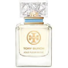Tory Burch  Jolie Fleur Bleue Eau De Parfum 1.7 Oz found on Polyvore featuring beauty products, fragrance, edp perfume, vetiver fragrance, tory burch fragrance, vetiver perfume and eau de perfume