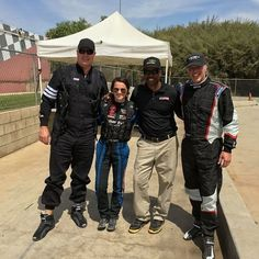 A fun day getting some driving coaching in #Go-carts from Troy at #AdamsMotorsportspark with with @shelby_anderson5 and Patrick. #Practice #Spunoffintogravel4times