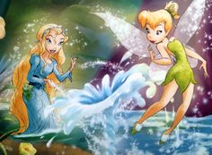 rani pinterest pixie hollow mermaid lagoon and pixies