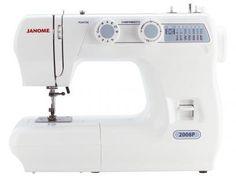 Máquina de Costura Janome 2008P - 14 Pontos Portátil com as melhores condições você encontra no Magazine Luizadoeduardo. Confira!