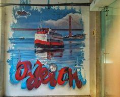 """cacilheiro 'da Odeith - Lisbona"