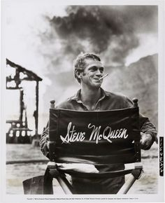 The Ultimate Steve McQueen Fan Site! This site displays over 700 original film posters from the films of Steve McQueen Hollywood Stars, Classic Hollywood, Old Hollywood, Hollywood Actor, Humphrey Bogart, Nevada Smith, Steeve Mcqueen, Cinema Tv, Bruce Lee
