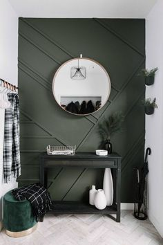 Modern House Design, Home Design, Home Interior Design, Interior Ideas, Modern Houses, Modern Interior, Design Desk, Modern Lofts, Simple Interior