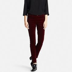 WOMEN CORDUROY LEGGINGS PANTS | UNIQLO