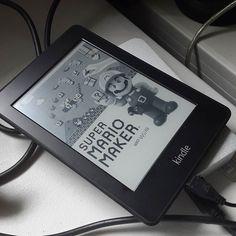 Fuerte campaña... Hasta en el Kindle!