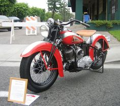 Indian Sport Scout - 1939