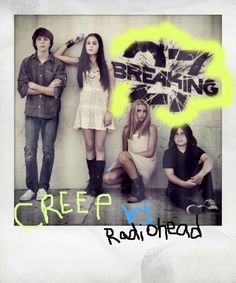 RADIOHEAD - CREEP - LIVE version by BREAKING 27 (Annika Rose)