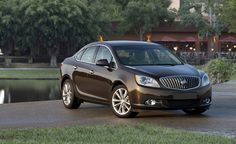 2014 Buick Verano Slated for 1.6L Turbo.