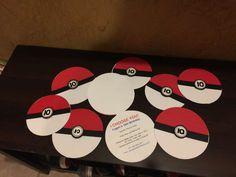 Pokemon homemade   CatchMyParty.com
